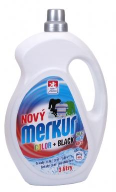 MERKURY gely