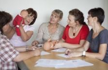 Rekvalifikační kurz - Něžná náruč rodičů