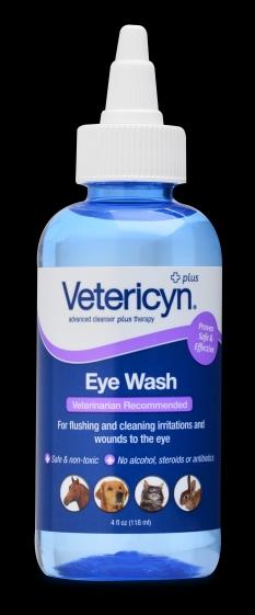 Vetericyn očné kvapky pre zvieratá