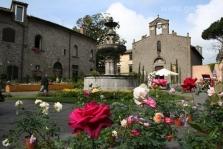 Nejkrásnější zahrady krajů Lazio a Umbrie, Den květin ve Viterbu