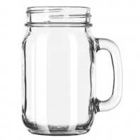 Drinking Jar Clear 488ml
