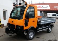 Prodej vozidel - malý nákladní automobil, kategorie N1, SS (do 3500 kg)