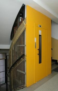 Modernizace výtahů
