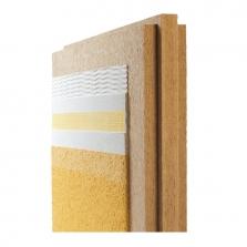 Dřevovláknitá deska DIFFUTHERM pro zateplení stěn pod omítku