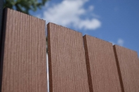 Dřevoplastové plotovky
