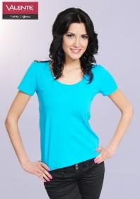Dámské triko, krátký rukáv - ELENA