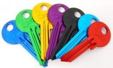 Výroba klíčů