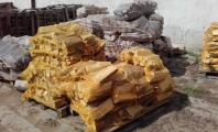 Pytlované palivové dřevo