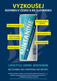 MINTANINE - LIFESTYLE  DRINK