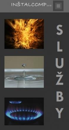 Kúrenie, vodovodné inštalácie a plynofikácie