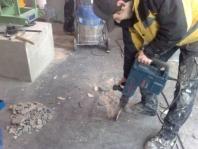 sanace betonových podlah