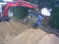 Zemní práce