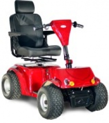 Seniorské elektrické vozíky