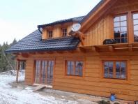 Dřevěné stavby