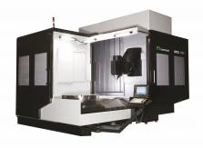Pětiosé vertikální frézovací a vrtací centrum macmatic MCU 1600