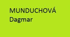 Munduchová dagmar