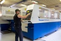 CNC rezanie laserom Trulaser L3030