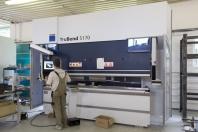 CNC ohýbanie-ohraňovanie Trubend 5170