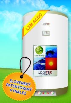 Logitex ohrev vody fotovoltaika