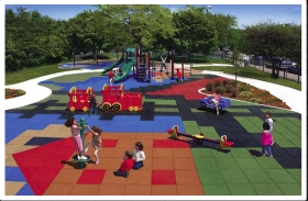 Výstavba sportovišť, dětských hřišť a sportovních hal