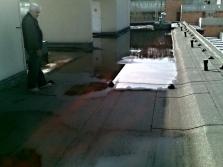 Rekonstrukce ploché sřechy