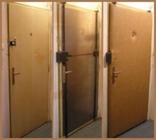 Úprava stávajících dveří