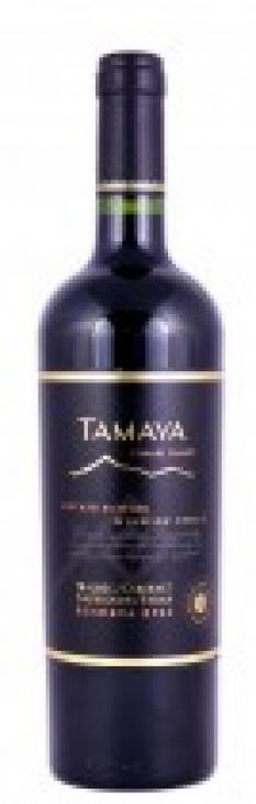 Chile-Limari Valley, obs. 0,75 l, červené víno