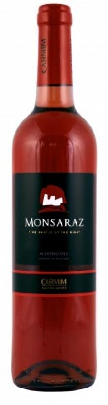 Portugalsko-Alentejo, obs. 0,75 l, růžové víno