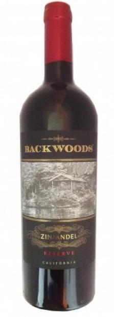 """Zinfandel Backwoods Reserve """"Mare Magnum"""" 2012"""