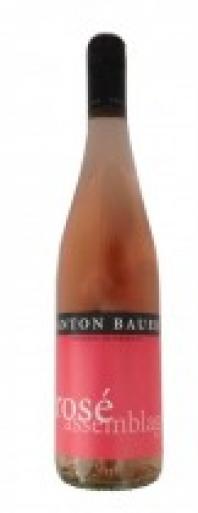 Rakousko-Wagram, obs. 0,75 l, růžové víno
