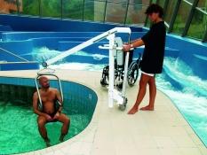 bazénový zvedák HANDI - MOVE