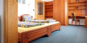 Ubytování v Prášilském ráj