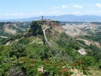 Zájezd Itálie, jižní Toskánsko a Lazio
