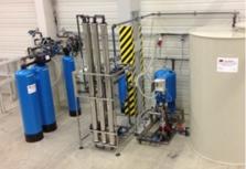 Úprava vody. Demi, RO, chemie pro kotle a chlazení. Odstranění niklu, mědi apod.