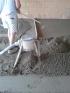 Zhotovení betonové podlahy