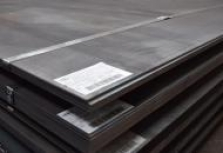 Ocelové plechy válcované za tepla z běžných konstrukčních ocelí
