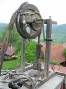 Frézovanie komínov