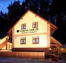Penzion Černá louže - zvýhodněné ubytování v Českém ráji