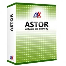 Pokladní systém, pokladna pro obchody Astor