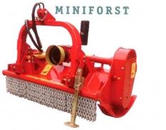 Lesná fréza Seppi - MINIFORST