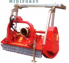 Lesná fréza Seppi -  MIDIFORST