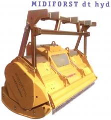 Mulčovač MIDIFORST DT HYD