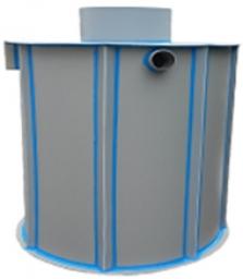 Plastová nádrž typu S1-S12