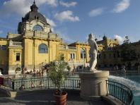 Budapešť a Mosonmagyaróvár, víkend v termálech