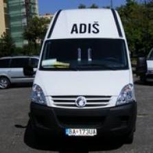 Osobná preprava - Iveco Irisbus