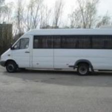 Osobná preprava - Mercedes Sprinter