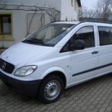 Osobná preprava - Mercedes Viano