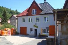 Prodejna stavebního materiálu