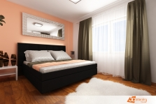Návrh lososové ložnice