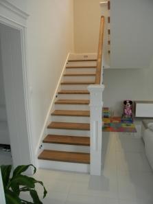 drevene schody a zabradlia zákazková výroba